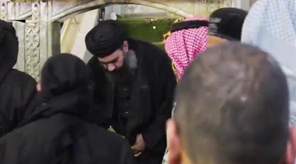 اخبار الامارات العاجلة 0201609200608139 العراق: أول ظهور علني للبغدادي بعد سنتين من الاختفاء أخبار عربية و عالمية