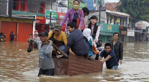 اخبار الامارات العاجلة 0201609210835110 إندونيسيا: وفاة 11 شخصاً في انهيارات أرضية وفيضانات أخبار عربية و عالمية