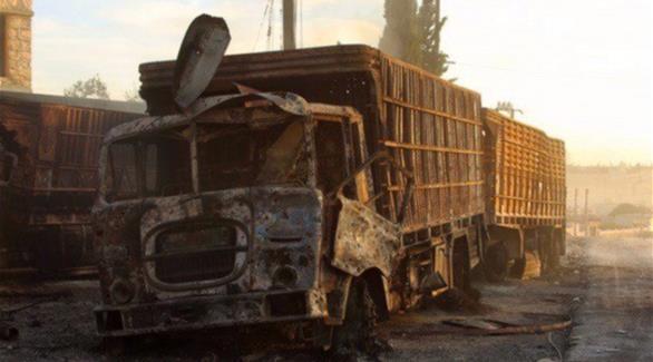 اخبار الامارات العاجلة 0201609220132158 البنتاغون ينفي تحليق أي طائرات للتحالف فوق القافلة المستهدفة في سوريا أخبار عربية و عالمية