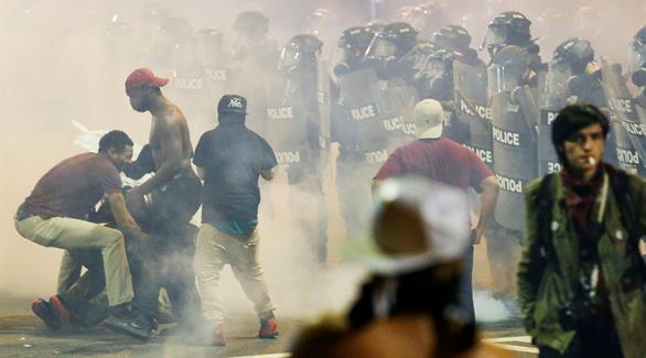 مقتل شخص خلال الاحتجاجات في مدينة شارلوت الأمريكية