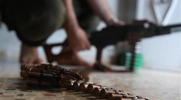 اشتباكات مسلحة بمخيم عين الحلوة للاجئين الفلسطينيين في لبنان
