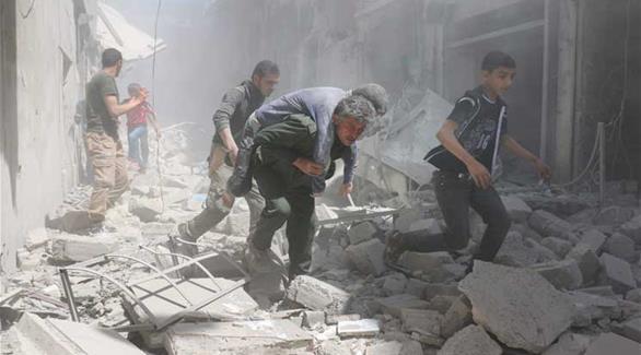 سوريا: غارات هي الأعنف على مناطق للمعارضة في حلب