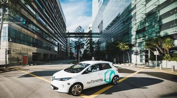 اخبار الامارات العاجلة 0201609231107857 انطلاق خدمة سيارات أجرة ذاتية القيادة في سنغافورة أخبار السيارات