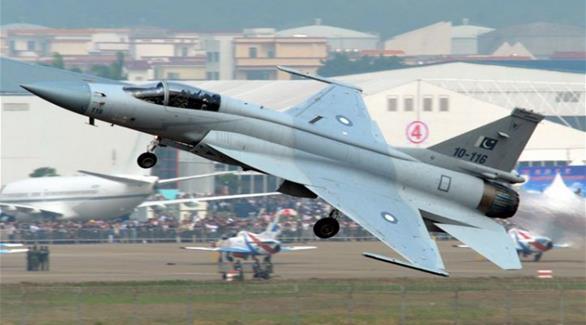 اخبار الامارات العاجلة 0201609240603477 تحطم طائرة تابعة لسلاح الجو الباكستاني ومقتل الطيار أخبار عربية و عالمية