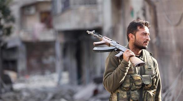 المعارضة السورية بانتظار أنواع جديدة من الأسلحة الثقيلة