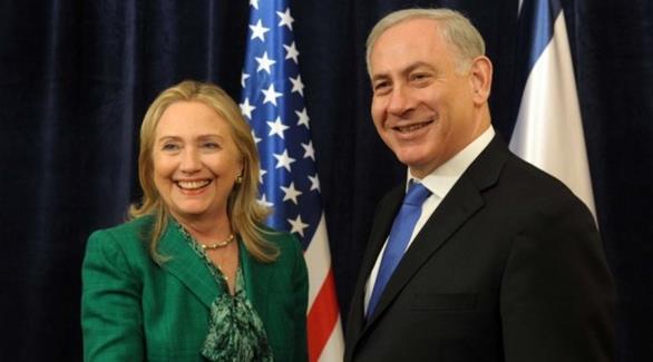 كلينتون تلتقي نتانياهو الأحد