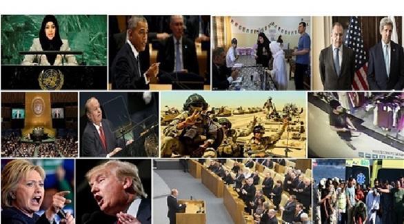 حصاد 24| أبرز أحداث الأسبوع: الإمارات تستقبل 15 ألف لاجي سوري وفيتو ضد مقاضاة السعودية