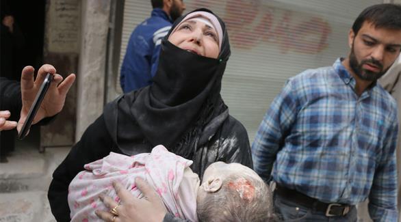 ضربات جوية جديدة على مناطق المعارضة في حلب