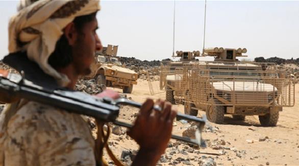الجيش اليمني والمقاومة الشعبية يسيطران على أجزاء من الشريجة شرق تعز