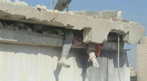 اخبار الامارات العاجلة 0201609251038495 حلب: طيران الأسد شن 100 غارة أوقع بها 90 قتيلاً أخبار عربية و عالمية