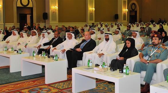 سيف بن زايد يشهد   فعاليات المؤتمر الحكومي الأول للخدمات المشتركة
