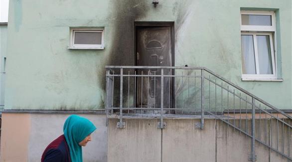 اخبار الامارات العاجلة 0201609270317444 وزير الداخلية الألماني يدين تفجيراً أمام مسجد بمدينة دريسدن أخبار عربية و عالمية