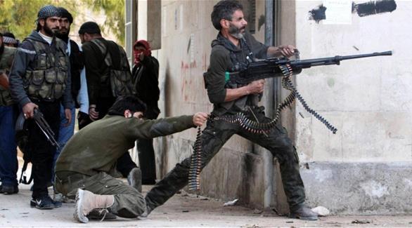 اخبار الامارات العاجلة 0201609270628847 جماعات مقاتلة تتقدم في حماة أمام تراجع النظام أخبار عربية و عالمية