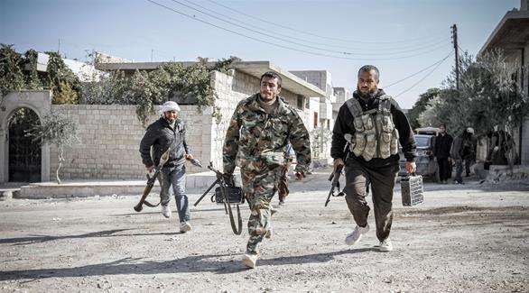 اخبار الامارات العاجلة 0201609271211855 سوريا: المعارضة تبدأ باقتحام بلدة تلالين شمالي حلب أخبار عربية و عالمية