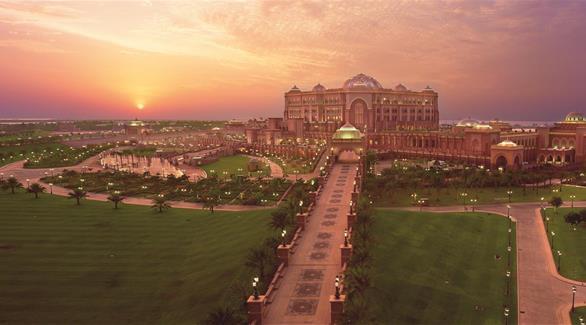 قصر الإمارات يفوز بجائزة أفضل منتجع في العالم