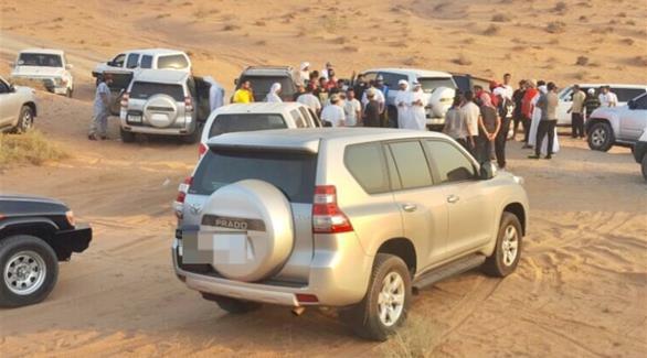 رأس الخيمة: مواطن يدفن جثة ابن شقيقته وينسى موقع الدفن