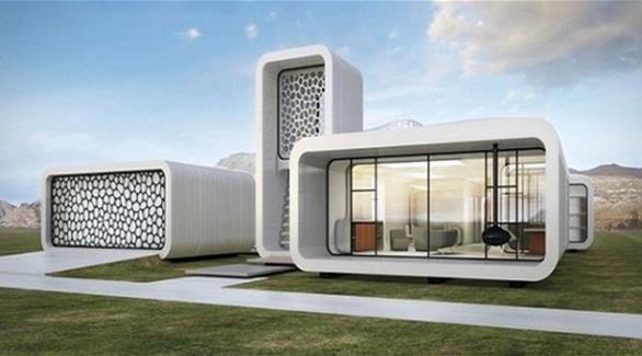 اخبار الامارات العاجلة 0201609280423603 إرساء مناقصة إنشاء أول مبنى في الإمارات بالطباعة ثلاثية الأبعاد اخبار الامارات