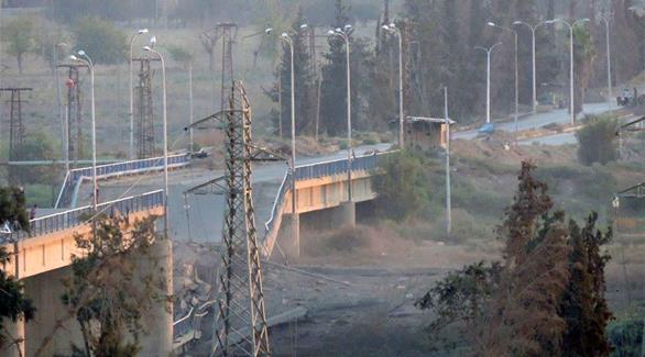 اخبار الامارات العاجلة 0201609281145992 المرصد: تدمير آخر جسر في دير الزور أخبار عربية و عالمية