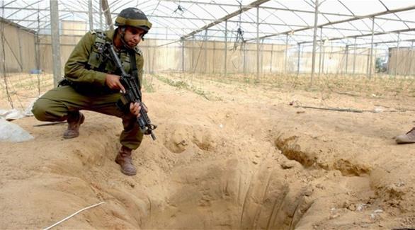 اخبار الامارات العاجلة 0201609281159190 الاحتلال الإسرائيلي ينوي إغراق حدود غزة بالمياه لتجنب خطر الأنفاق أخبار عربية و عالمية
