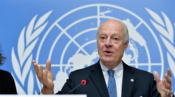 اخبار الامارات العاجلة 0201609290245928 دي ميستورا: لا سلام في سوريا مع استمرار القصف أخبار عربية و عالمية