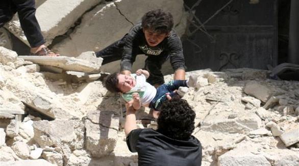 اخبار الامارات العاجلة 0201609291139116 يونيسيف: مقتل 96 طفلاً وإصابة 223 آخرين بحلب منذ أسبوع أخبار عربية و عالمية