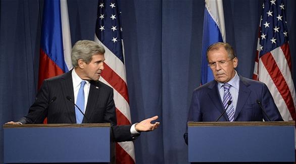 كيري يبحث مع لافروف هشاشة المحادثات السورية