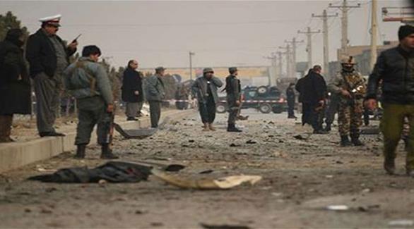 مقتل 10 بانفجار لغم شمال غرب أفغانستان