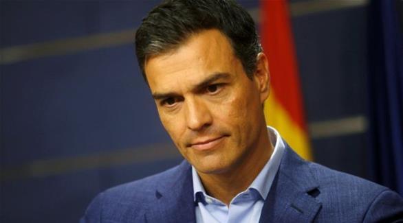 إسبانيا: استقالة زعيم المعارضة بيدرو سانشيز