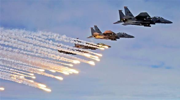 اخبار الامارات العاجلة 0201610020719694 6 غارات للتحالف على مواقع الانقلابيين في صنعاء أخبار عربية و عالمية