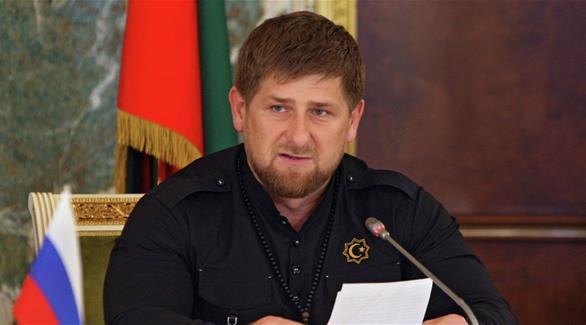 قاديروف ينفي وجود مدربين عسكريين من الشيشان في سوريا