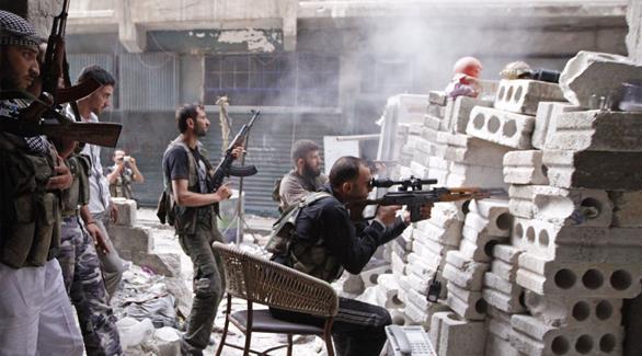 اخبار الامارات العاجلة 0201610041224347 المعارضة تصد هجوماً للقوات الحكومية قرب حلب أخبار عربية و عالمية