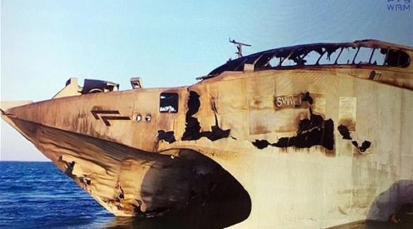 حكومة عدن لـ24: الاعتداء الإرهابي على سفينة سويفت قرصنة