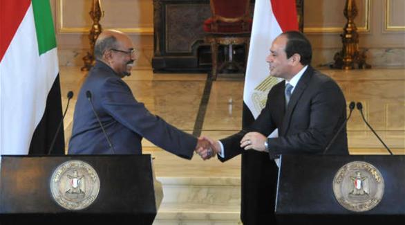 الرئيس السوداني يصل إلى القاهرة