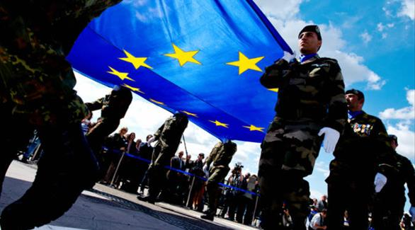 الاتحاد الأوروبي يطلق القوة الجديدة لحرس الحدود
