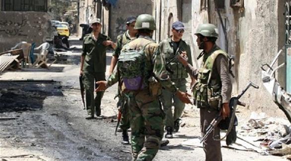 النظام السوري ينتزع نصف حي من المعارضة بحلب