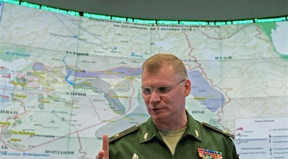 اخبار الامارات العاجلة 0201610060554958 روسيا تحذر أمريكا من عواقب ضرب  النظام السوري أخبار عربية و عالمية