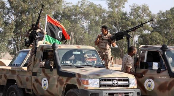 اخبار الامارات العاجلة 0201610070931298 استمرار الاشتباكات بين القوات الليبية وداعش في سرت أخبار عربية و عالمية