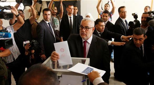 المغرب: العدالة والتنميّة يفوز في الانتخابات البرلمانية
