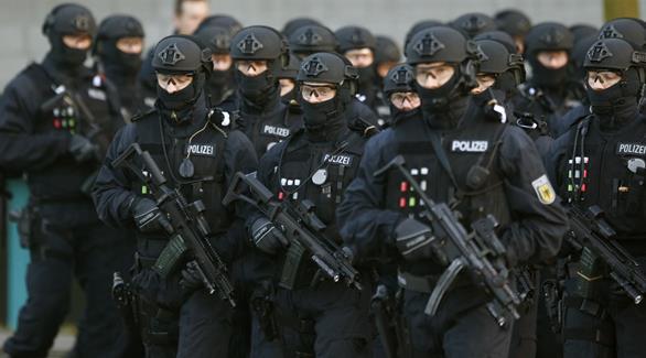 2000 شرطي يتأهبون لمواجهة أعمال شغب محتملة غرب ألمانيا