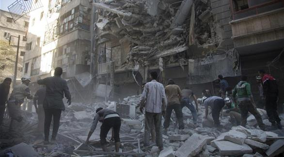 فيتو روسي يعطل مشروعاً فرنسياً لوقف الغارات على حلب