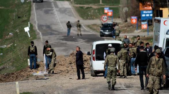 تركيا: ارتفاع عدد ضحايا تفجير هكاري إلى 18 قتيلاً