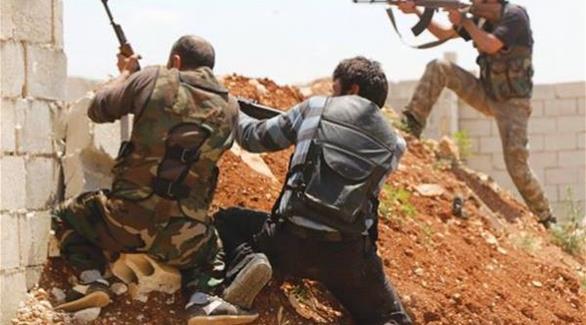 المعارضة السورية تتقدم في بلدة دابق بدعم تركي