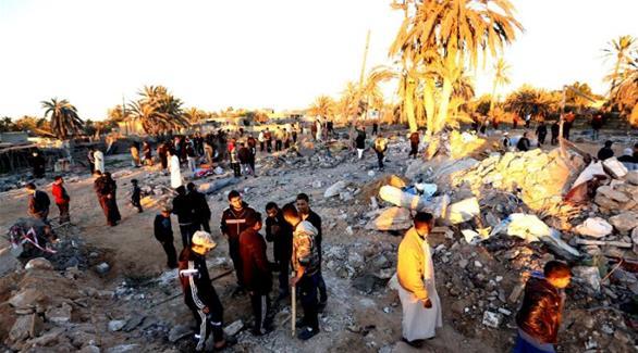 ليبيا: الطيران الأمريكي يضرب 9 أهداف متحركة لداعش