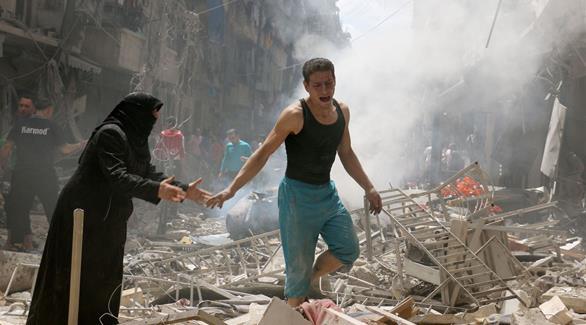 مجلس الأمن الدولي يرفض مشروع القرار الروسي المراوغ بشأن سوريا