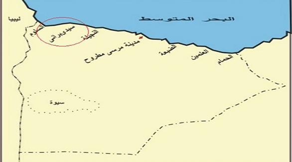 وكالة: مفاوضات بين روسيا ومصر لإقامة قاعدة جوية في سيدي براني