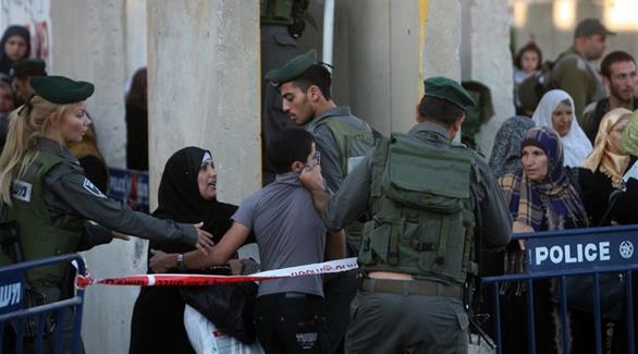 اخبار الامارات العاجلة 0201610100722684 الاحتلال الإسرائيلي يفرض إغلاقاً شاملاً على الضفة وغزة أخبار عربية و عالمية
