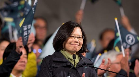 رئيسة تايوان تدعو الصين إلى إجراء محادثات