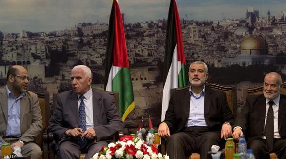 أعضاء عرب في الكنيست الإسرائيلي يتوسطون بين فتح وحماس