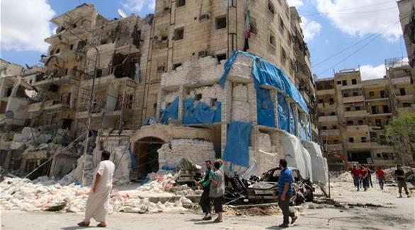 أطباء حلب يناشدون الأمم المتحدة إنقاذ مدينتهم