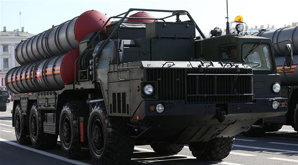 روسيا تستكمل إرسال أنظمة الدفاع الصاروخية إس-300 لإيران